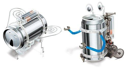 Toysmith Tin Can Robug & Tin Can Robot (Soda Can Robug compare prices)