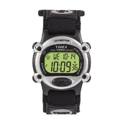 Timex Expedition Chrono Timer Watch, Full Size front-603221