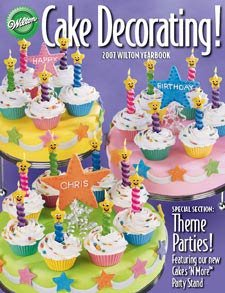 Cake Decorating!: 2007 Wilton Yearbook at Amazon.com