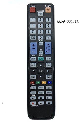 Nuovo Sostituito telecomando AA59-00431A Fit per SAMSUNG TV LCD PLASMA LED