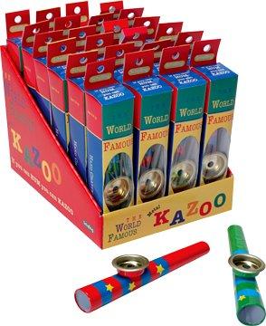 Kazoo Boxed