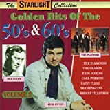 Golden Hits of the 50's & 60's V.2 ~ Various Artists