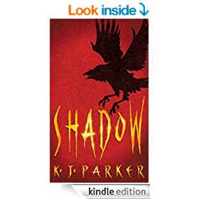 Shadow (The Scavenger Trilogy Book 1)