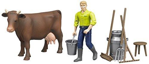Bruder Farming Figurine Set by Bruder