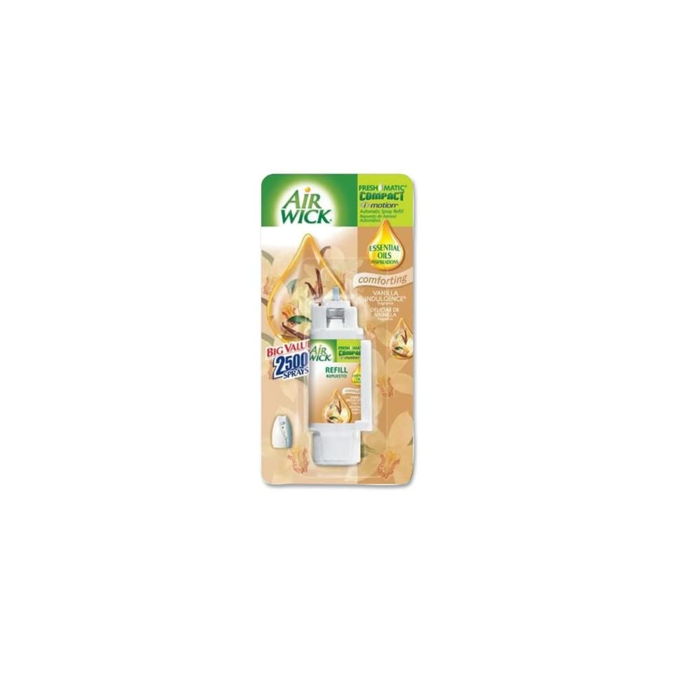 Airwick Air Freshener Refill Vanilla Indulgence 1 Each on