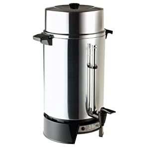 Farberware Automatic Coffee Maker Instructions : Farberware LJF13-296 coffee percolator main element. - Percolator Coffee Maker