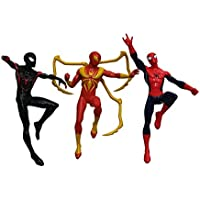 3-Pack SwimWays Marvel Spider Man Dive Characters Action Figure