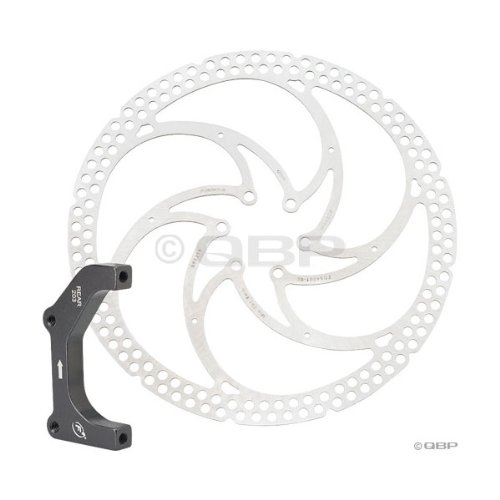 Buy Low Price Formula 203mm R1 Rotor Rear Kit for IS Mounts (B003RLL6TI)