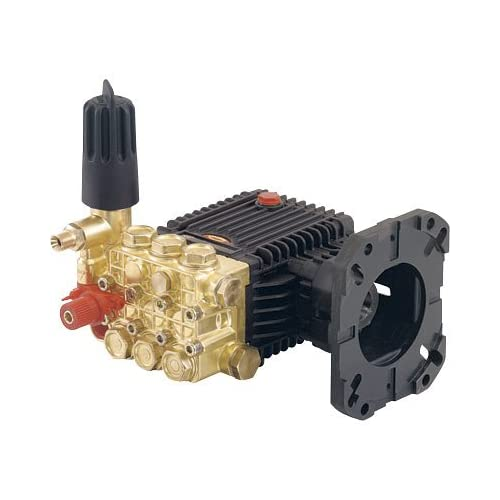 General Pump Replacement 4 GPM, 3000 PSI Series 63 Pressure Washer Pump w/ Unloader & Injector - TX1510G8UIA