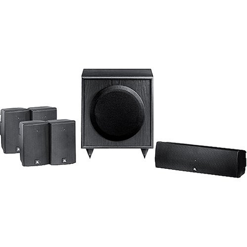 Amazon.com: Acoustic Research ARHC4 6-Piece Home Theater Speaker