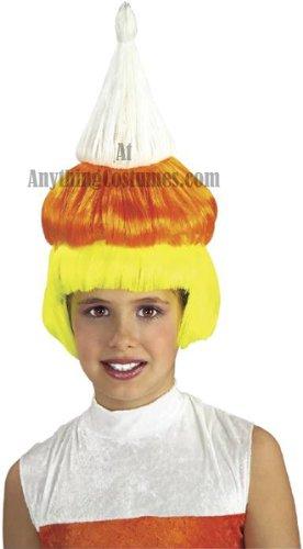 Rubie's Costume Co Candi Korn Wig Costume - 1