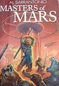 Masters of Mars by Al Sarrantonio