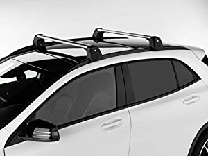 Mercedes benz genuine oem roof rack basic carrier cross for Mercedes benz ski rack