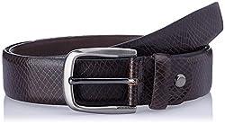 Dandy AW 14 Brown Leather Men's Belt (MBLB-249-M)