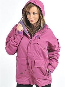 Santa Cruz Magenta Suger N Spice Womens Snow Jacket