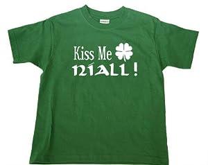 NIALL HORAN T-SHIRT KISS ME T-shirt ^ St. Patricks Day 1D shirt ^ One Direction t-shirt