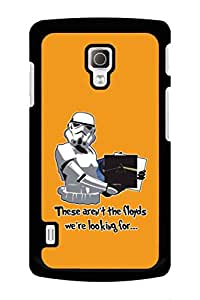 Caseque They aren't the Floyds We're Looking for Back Shell Case Cover for LG L72
