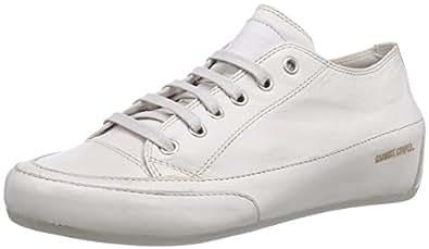Candice Cooper rock.tamponato, Damen Sneakers, Weiß (panna), 35 EU