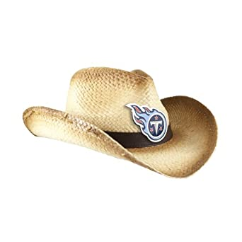 NFL Tennessee Titans Ladies Cowboy Hat, Ombre by Littlearth