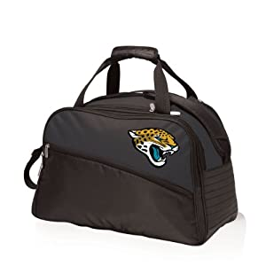 NFL Jacksonville Jaguars Tundra Insulated Cooler Duffel Bag by Picnic Time