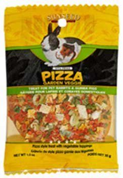 Vitrakraft Vita Prima Pizza Veggie 1.2Oz