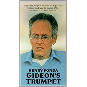 gideons trumpet by anthony lewis essay Gideon's trumpet by anthony lewis in a paper consisting of seven pages lewis explores the wrongful accusation and imprisonment of a man for a.
