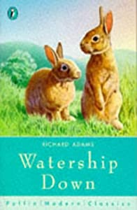 "Cover of ""Watership Down (Puffin Modern C..."