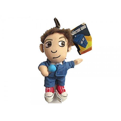 Underground Toys - Peluche Clip On Doctor Who - 10th Doctor Sonore 10cm - 0882041018912