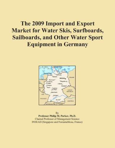 The 2009 Import and Export Market for Water Skis, Surfboards, Sailboards, and Other Water Sport Equipment in Germany