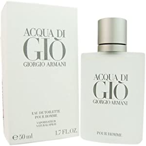 by Armani Eau De Toilette Spray 1.7 Ounce : Armani Cologne : Beauty