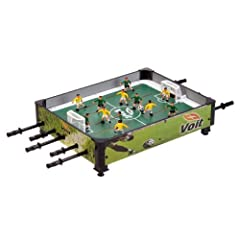 Buy Voit 33in Table Top Rod Soccer Game 66950- Voit 33 Inch Table Top Rod Soccer Game by Voit