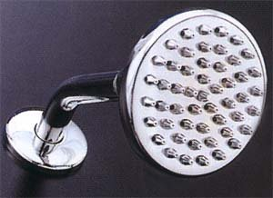 4-inch Shower Head - Chrome -