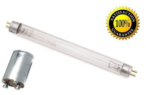 LSE Lighting® UV Light Bulb and Starter for Fresh Air By Ecoquest