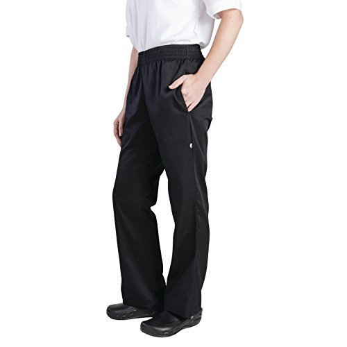 Chefworks Ladies Basic Baggies Size S by Chef Works