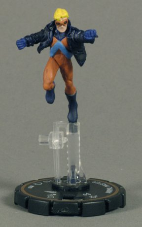HeroClix: Animal Master # 201 (Limited Edition) - DC Origins - 1