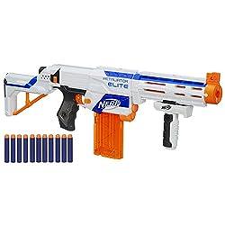 Funskool Nerf N-Strike Elite Retaliator Blaster(Color May Vary)