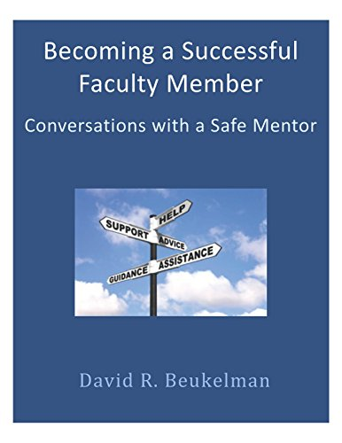 "Download ""Becoming a Successful Faculty Member ..."
