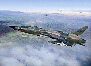 1/72 F-105G サンダーチーフ