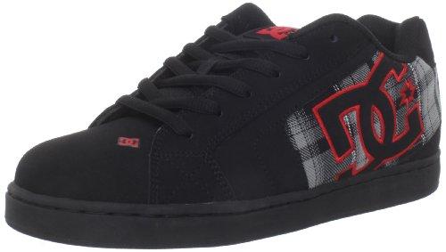 DC Shoes Men's Net Se Lace Up Noir (Blk/At/Blk) 9.5 UK