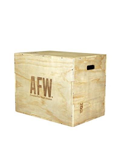 OSS Stepper Wood Box 106014 Marrón
