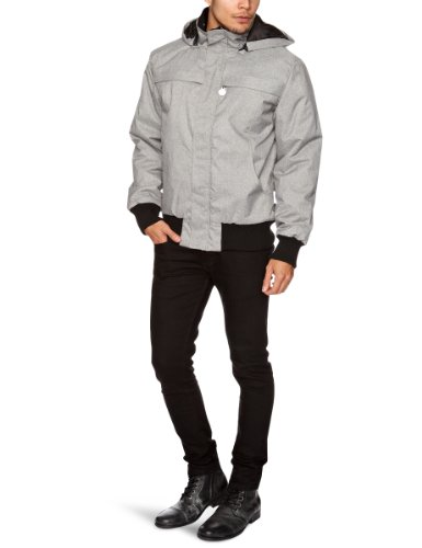 Humör Thor Men's Jacket Light Grey X-Large
