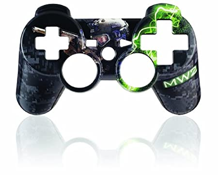 Call of Duty: Modern Warfare 2 PS3 Controller Faceplate - Camo