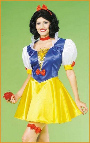Sexy Costumes Snow White Adults Costume