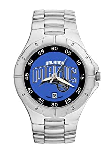 Orlando Magic Mens Pro II Watch by Logo Art