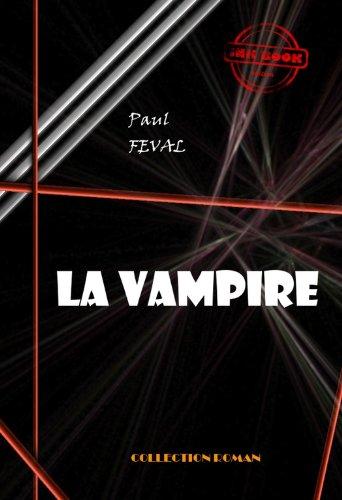 Couverture du livre La vampire