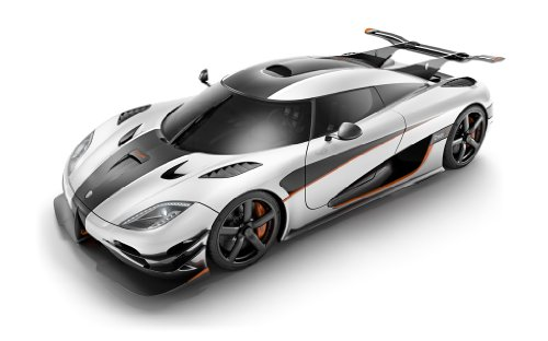 2014 Koenigsegg Agera One 1 18X24 Metal Aluminum Wall Art (Koenigsegg Agera 1 18 compare prices)