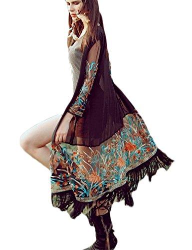 ours-ethnic-floral-retro-fringe-tassel-long-chiffon-cardigan-blouse-shirt-cover-up-xxl