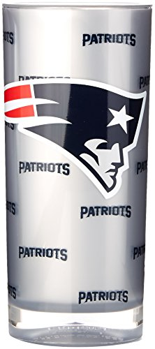 NFL New England Patriots Insulated Square Tumbler