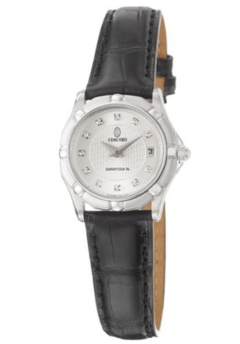 Concord Saratoga SL Women's Quartz Watch 0311561
