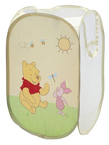 Disney Pooh Pop-Up Hamper - 1